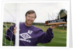 Manchester United manager Alex Ferguson by Holland