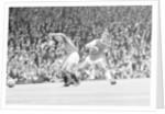 Glasgow Rangers Alex Ferguson 1967 by Kent Gavin