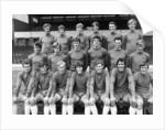 Birmingham City football by Staff