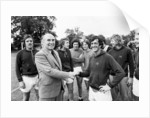 Alf Ramsay 1977 by Staff