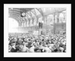 Smithfield Meat market 1936 by Daily Mirror