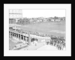 General view of the Oval cricket ground August 1947. by Staff