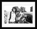 Keith Richards by Eric Harlow