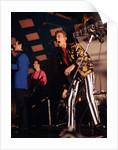 David Bowie British pop singer by David Cruickshanks