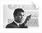 Muhammad Ali Birmingham by Staff