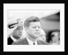 JFK Visit to Vienna for Khrushchev talks 1961 by Terry Fincher