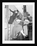HMS Battleaxe 1955 by Reg Lewis