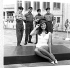 Miss Blackpool 1971 by Daily Mirror