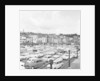 St Peter port harbour 1965 by Staff