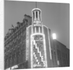 Exterior view of the Prince of Wales Theatre 1958 by Staff