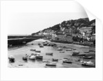 Mousehole Harbour 1975 by Staff