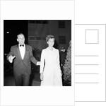 Frank Sinatra 1965 by Ron Burton
