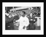 Pele in Birmingham 1972 by Birmingham Post and Mail Archive