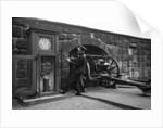 Time Gun at Edinburgh Castle 1945 by George Greenwell