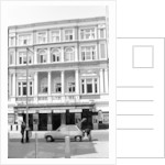 Exterior view of the Duke of Yorks theatre 1971 by H Jones