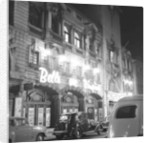 Exterior view of the Coliseum Theatre 1958 by Staff
