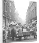 Rupert Street Market 1955 by Staff