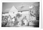 Flatford Mill, Suffolk, circa 1945 by George Greenwell