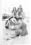 Tom Baker 1974 by Ron Burton