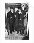 Tom Baker 1980 by Bunny Atkins