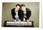 Frank Skinner and David Baddiel, 1994 by Derry