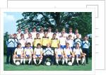 England FC by Monte Fresco
