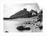 Criccieth Castle 1950 by Mail Archive