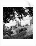 Corfe Castle, 1952 by Daily Mirror