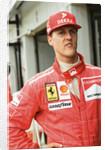 Michael Schumacher by Dale Cherry