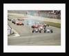 Michael Schumacher by Geoff Garrett