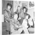 The Rolling Stones by Ray Weaver