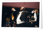 Luciano Pavarotti's free concert, Hyde Park, 1991 by Ken Lennox