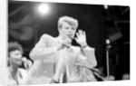 David Bowie 1985 by Staff
