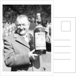 Liverpool manager Bob Paisley by Staff