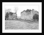 Dinas Powys Castle 1967 by Western Mail Archive