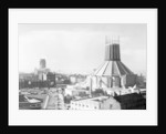 Liverpool's two cathedrals 1967 by Staff