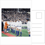 Leicester v Man City FA Cup Final 1969 by Staff
