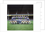 Leicester City 1977 by Staff