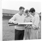 Leicester City 1963 by Bill Ellman