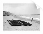 Bournemouth beach, 1964 by Daily Mirror
