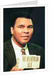 Muhammad Ali 1992 by Staff