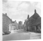 Corfe Castle Village by Staff