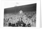 Newcastle United 1955 by Daily Herald