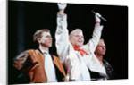 Pop group Bros, 1988. by Ian Grieve