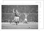 Manchester United 2-0 Arsenal January 24th 1987 by Wilcock