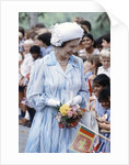 Queen visit to Sri Lanka 1981 by Mike Maloney
