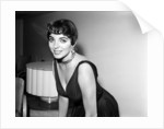 Joan Collins by Barham
