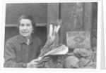 Lambeth Walk Market 6th March 1943 by Staff