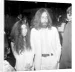 John Lennon and Yoko Ono, 1969 by Blandford