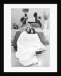 John Lennon and Yoko Ono, 1969 by Tom King